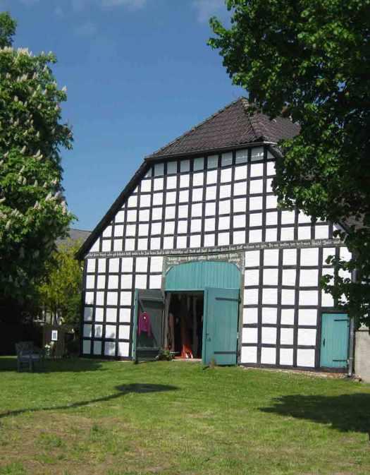 Häuser im Wendland