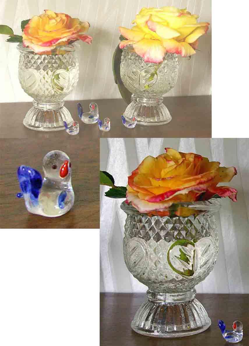 Deko ideen mit rosen buntes aus dem norden ein for Zimmer deko rosen