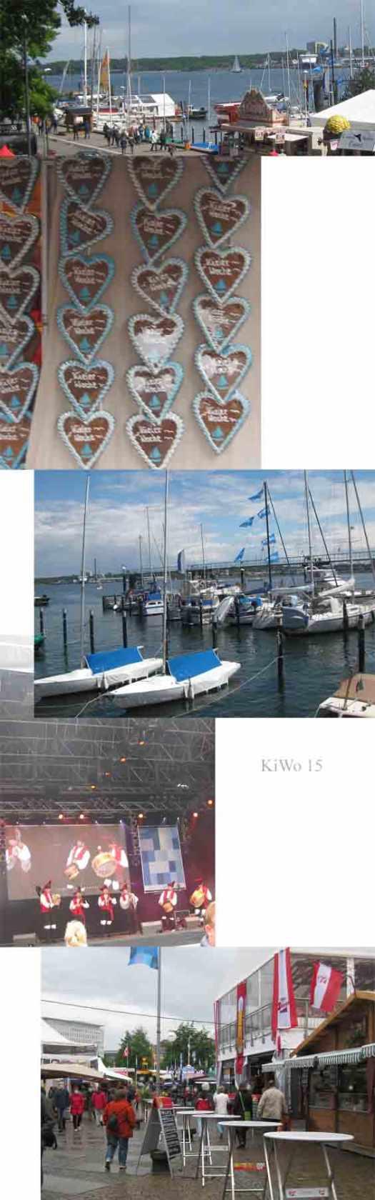 Kieler Woche 2015 Schiffe