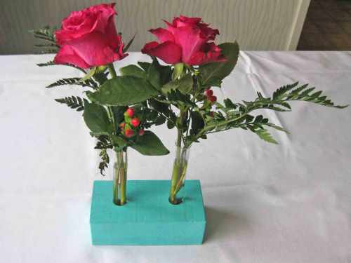 Vase-tischdeko-2fach