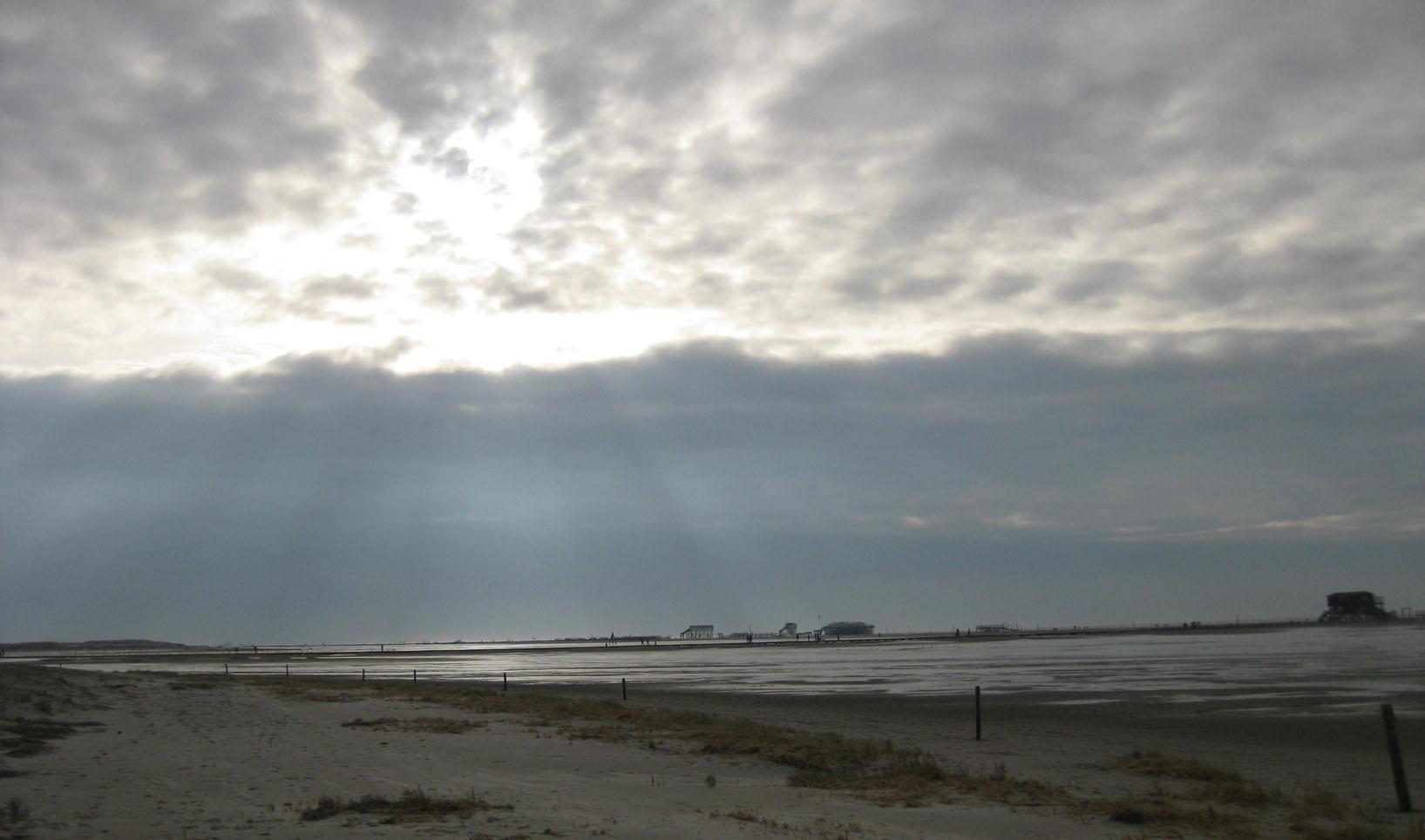 Lichtstimmung am Meer