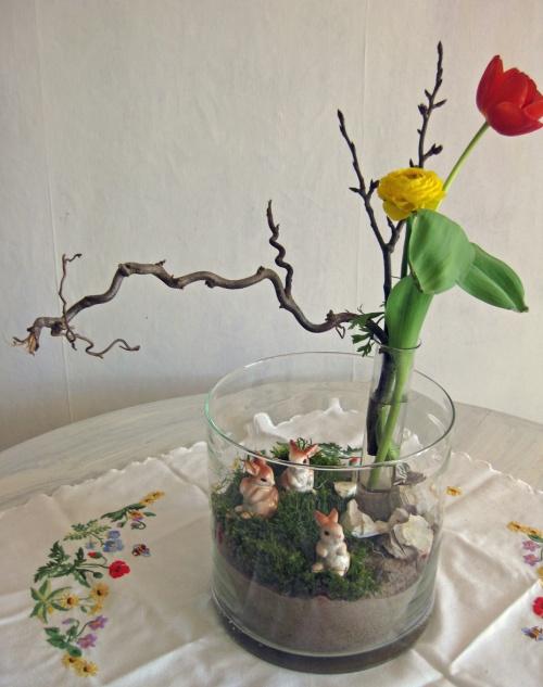 Deko ideen buntes aus dem norden ein tagebuch vom land for Glasvase dekorieren ideen