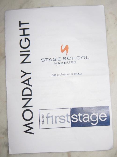 Stage programm