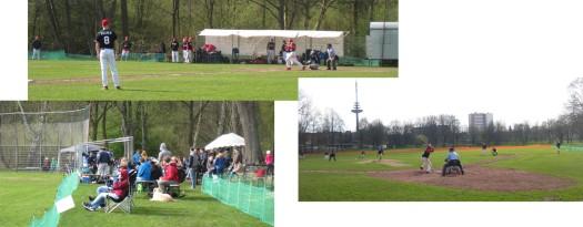 Baseball Kiel Seahawks