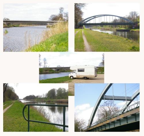 Elbe Luebek Kanal 2016