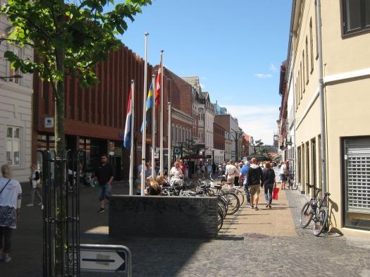 Esbjerg Einkaufsstrasse1