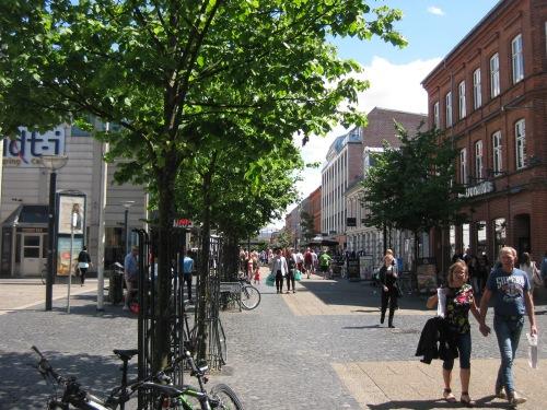 Esbjerg Einkaufsstrasse2