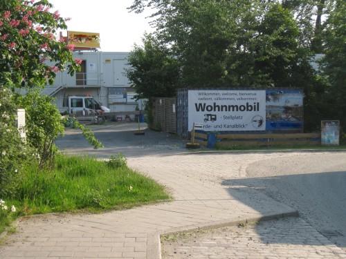 wohnmobilstellplatz in Kiel