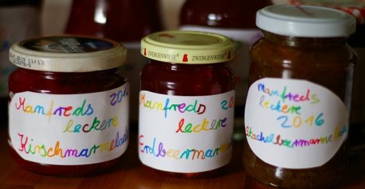 Marmelade selbermachen