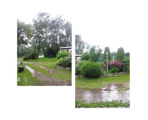 es regnet ma wieder