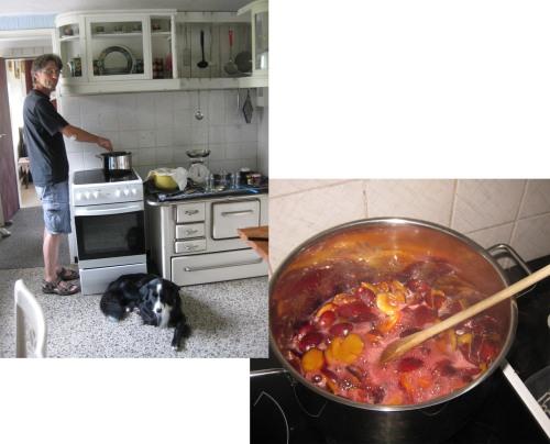 Pflaumenmus kochen