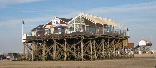Restaurant seekiste st peter ording
