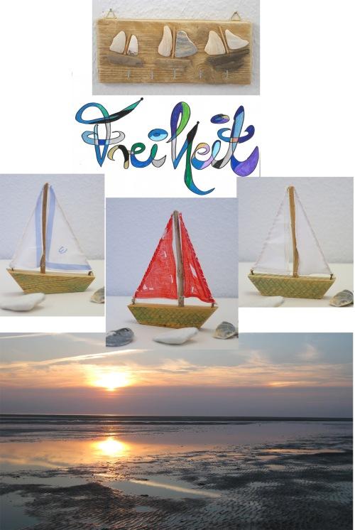 diy segelboote aus Holz