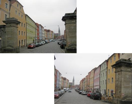 Stadtimhof in Regensburg
