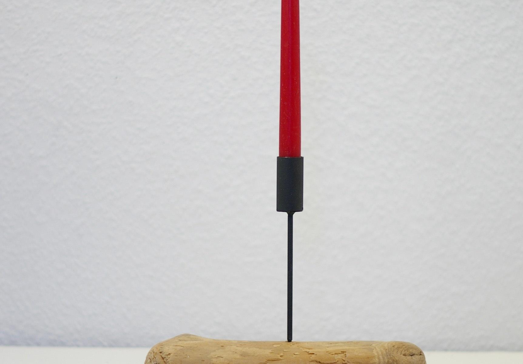 Kerzenhalter Treibholz