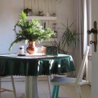 Selbermachen: Tannenbaum aus Palettenholz und Adventsstimmung