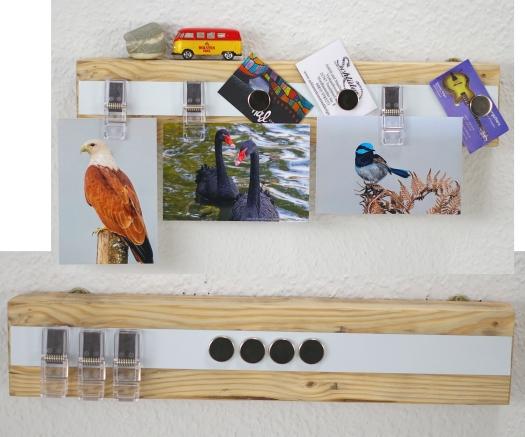 Treibholzleiste für Foto