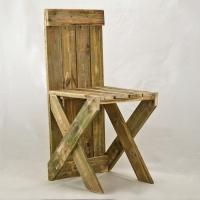 Diy: Ein Stuhl aus Palettenholz