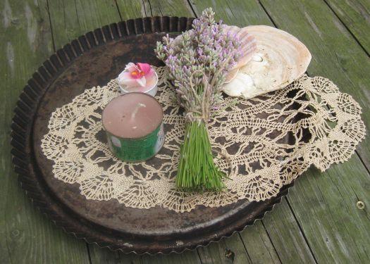 Dekorationsideen mit Lavendel