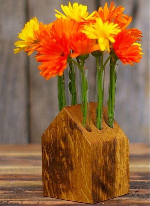 Vase in Hausform