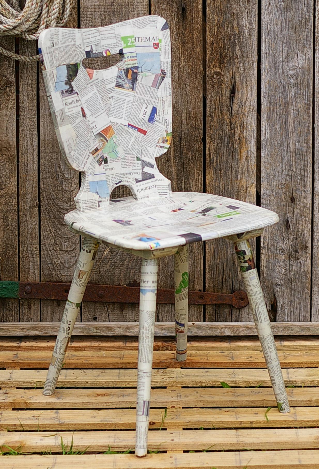 recyclingkunst und der versuch langsam und nachhaltig zu leben am meer auf dem land und. Black Bedroom Furniture Sets. Home Design Ideas
