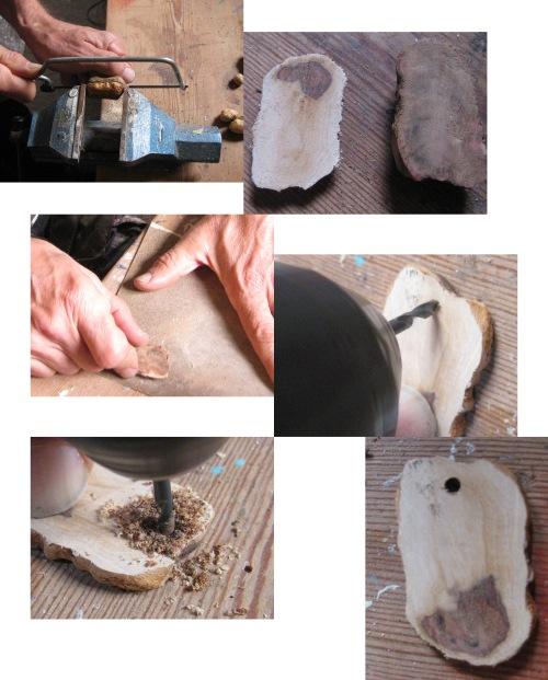 Baumperlen bearbeiten