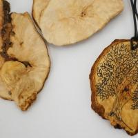 Modeschmuck aus Baumperlen basteln