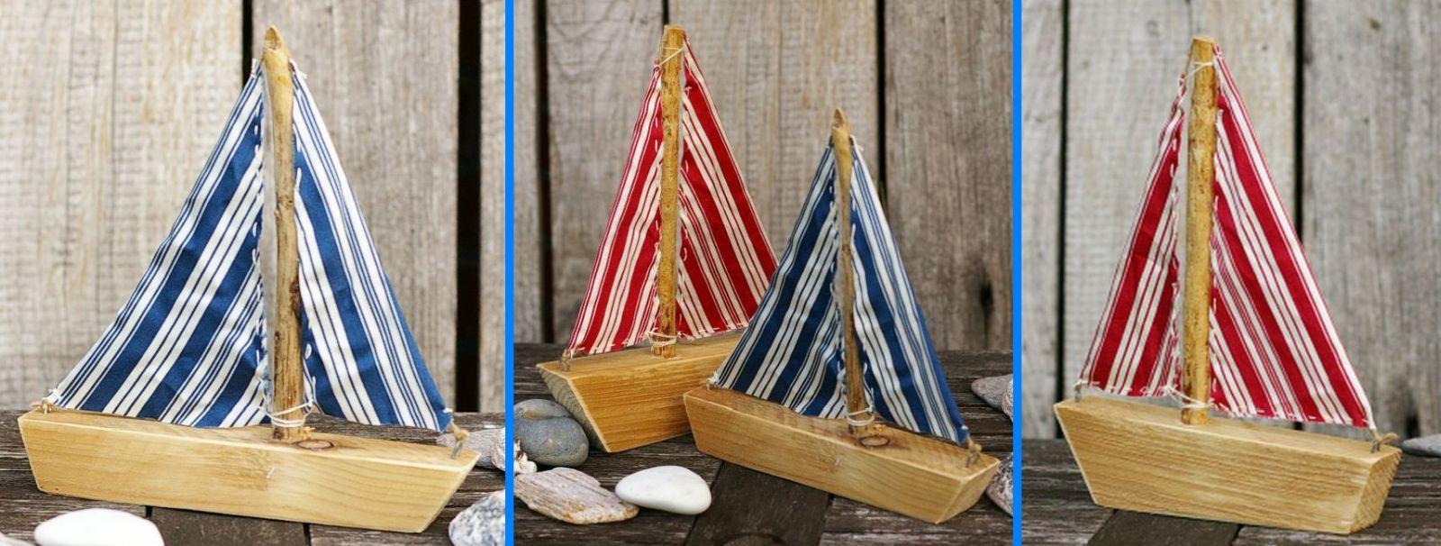 Segelschiffe aus Holz bauen