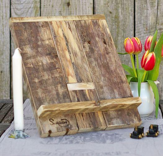 Buchstaender aus Palettenholz, Diy Idee, nachhaltig leben