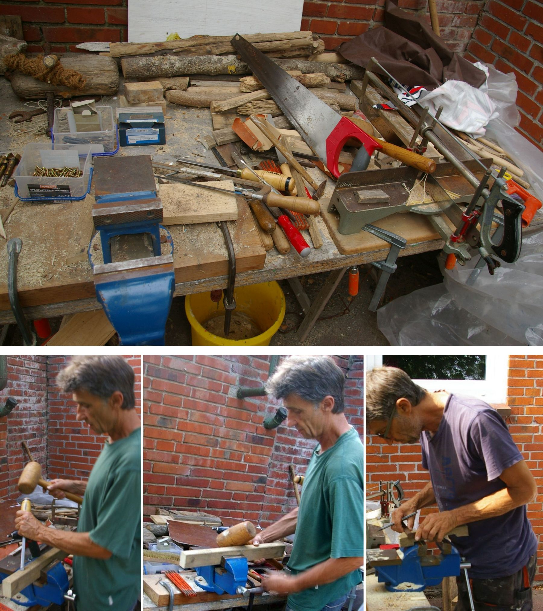 Schiffe aus Holz selber bauen, maritime Deko, diy