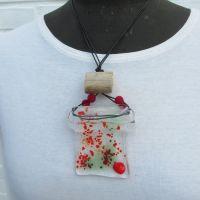 Neue Ideen für Halsketten mit Glasanhängern