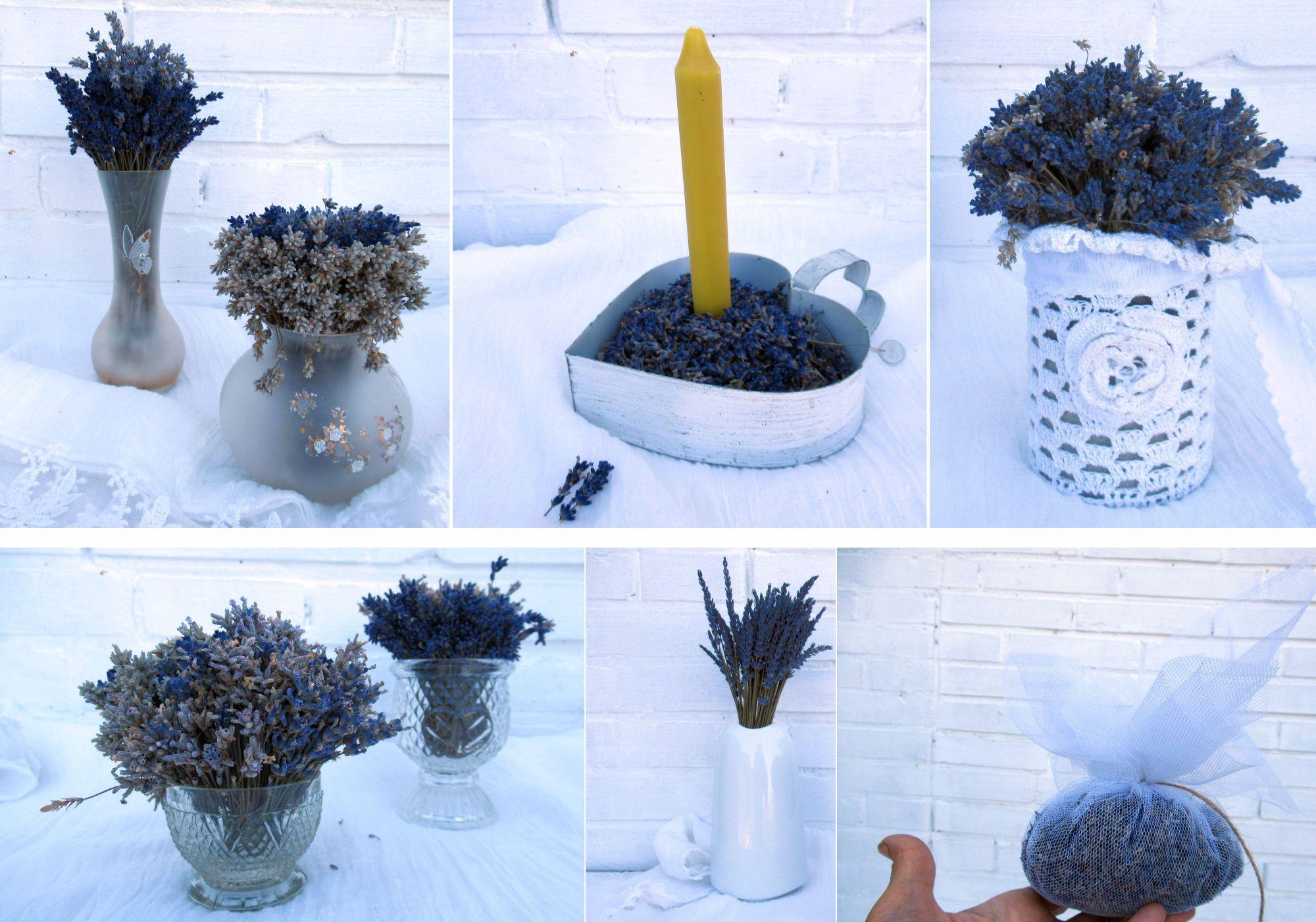 dekorieren mit lavendel, ideen und inspirationen